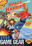 Space Harrier (Game Gear)